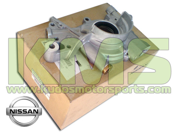 Oil Pump - Genuine Nissan - 180SX PS13 & Silvia S13 (CA18DE & CA18DET)