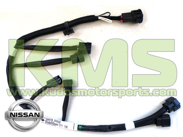 Genuine Nissan Wiring Harness Loom Coil Pack 24079 5L300 Nissan Skyline R34 25GT 25GT 25GT t 25GT 4 RB25DE RB25DET Neo 6 kudos motorsports japanese performance & servicing parts specialist rb25det neo wiring harness at gsmportal.co