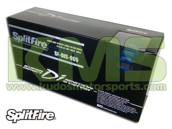 SPLITFIRE DIRECT IGNITION COIL For Skyline ECR33 ER33 SF DIS 005